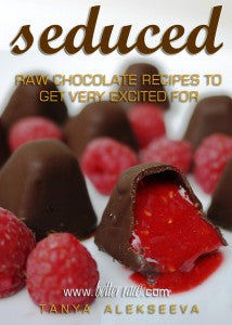 Seduced - Raw Chocolate Recipes To Get Very Excited For (eBook)