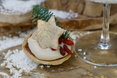 Tanya's Raw Vegan Christmas Mince Pie (pack of 1)
