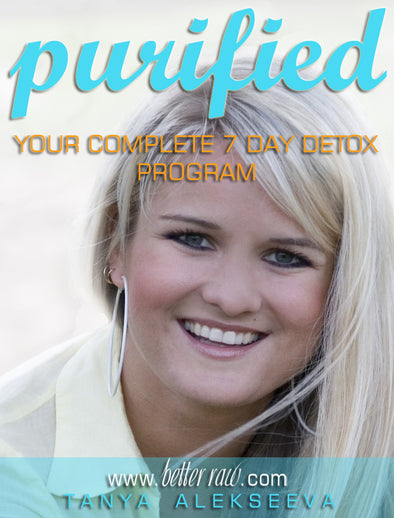 Purified - Your Complete 7 Day Detox Program (eBook)