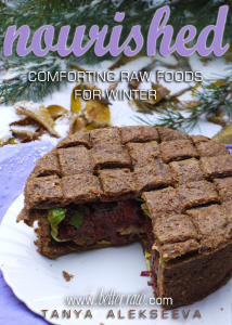 Nourished - Comforting Raw Foods For Winter (eBook)