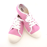Lou.K Plimsolls | Candy Pink