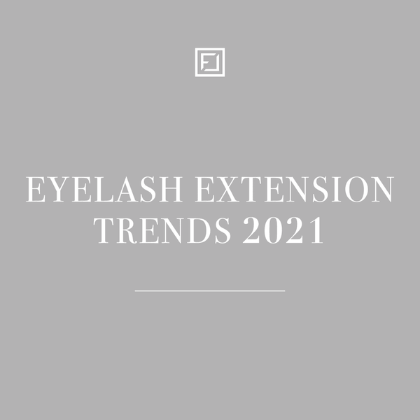 Eyelash Extension Trends 2021