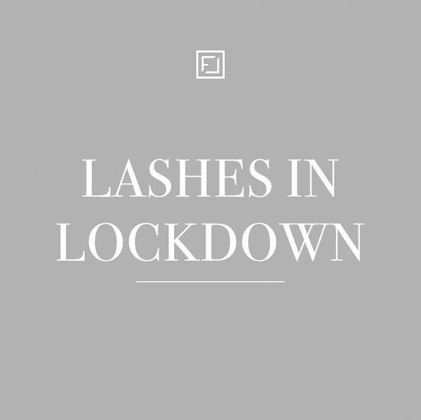 Lashes In Lockdown