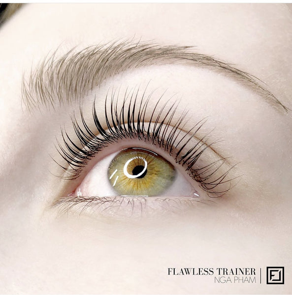 What is a Lash Lift (LVL, Lash Lamination & More) Full Guide
