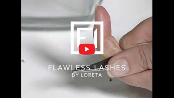 How to remove eyelash glue from tweezers