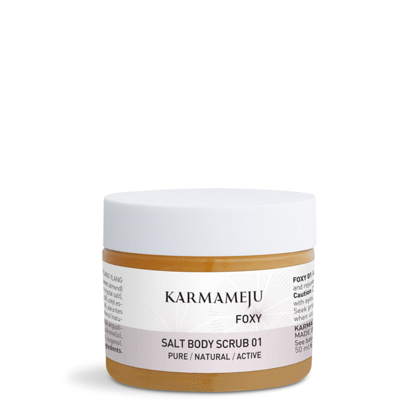 Foxy Salt Body Scrub 01 Travel | Körperpeeling (50ml)