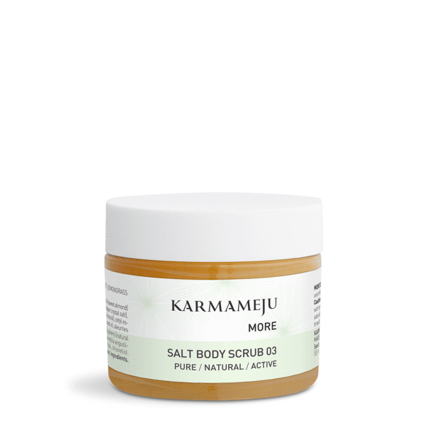 More Salt Body Scrub 03 Travel | Körperpeeling (50ml)