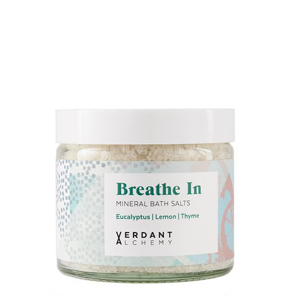 Breathe In Badesalz | Eucalyptus, Lemon, Thyme (250g)