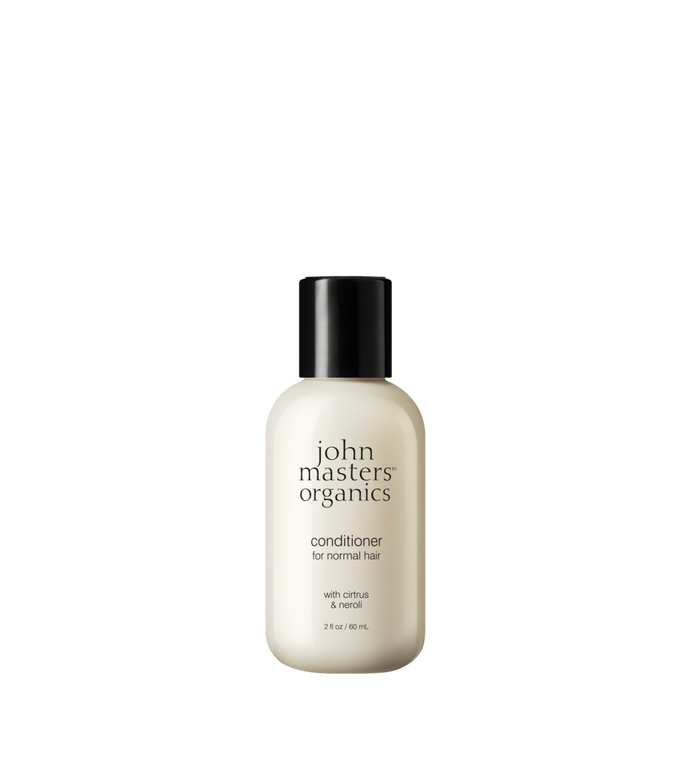 conditioner for normal hair travel size | with citrus & neroli (60ml)