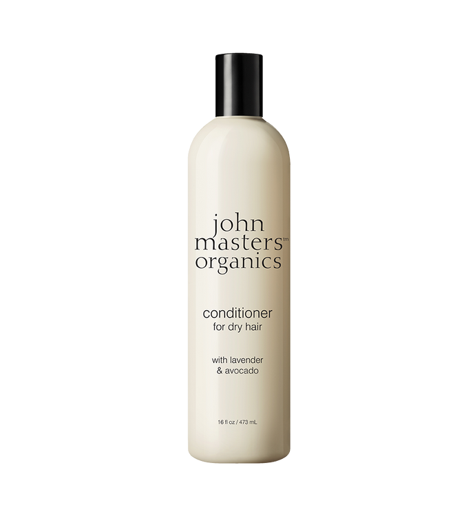 conditioner for dry hair family size | with lavender & avocado (473ml)