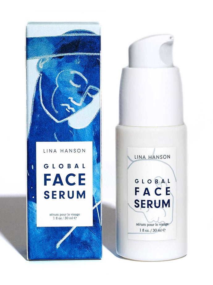 Global Face Serum | Gesichtsöl (30ml)