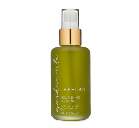 Garden Isle | Nourishing Body Oil (100ml)