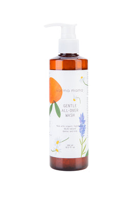 Gentle All-Over Wash | Baby Shampoo (250ml)