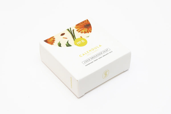 No. 8 Calendula | Mini Soap Bar (50g)