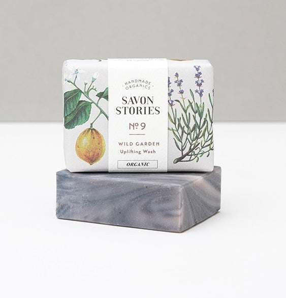 No. 9 Orchard Garden | Refreshing Soap Bar (100g)