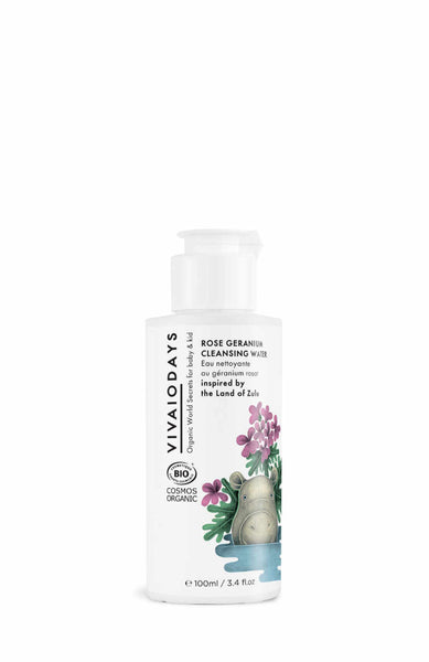 Rose Geranium Cleansing Water | Reinigungswasser (100ml)