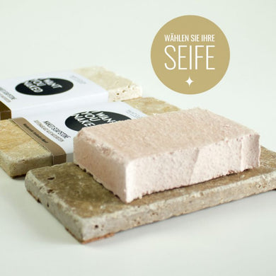 Soapstone + Seife | Set