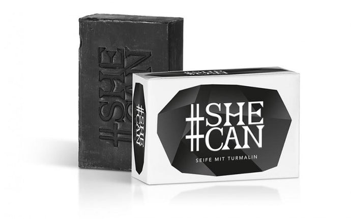 #SHE CAN | Seife (100g)