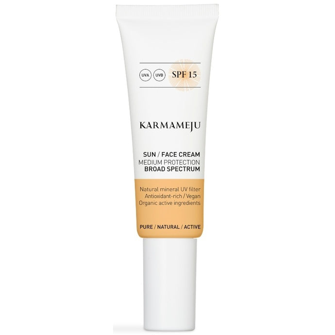 Sun / Face Cream SPF15 | Sonnencreme Gesicht (50ml)