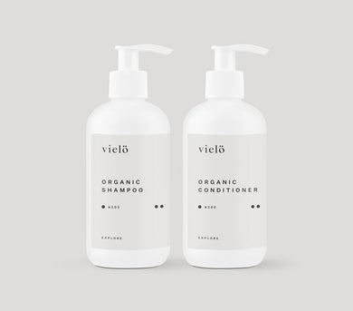 Explore Organic Duo | Shampoo & Conditioner (2x250ml)