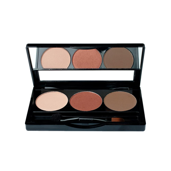 SUITE Eyeshadow Palette Sweet Canyon| Lidschatten-Trio
