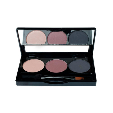 SUITE Eyeshadow Palette Sweet Mulberry | Lidschatten-Trio