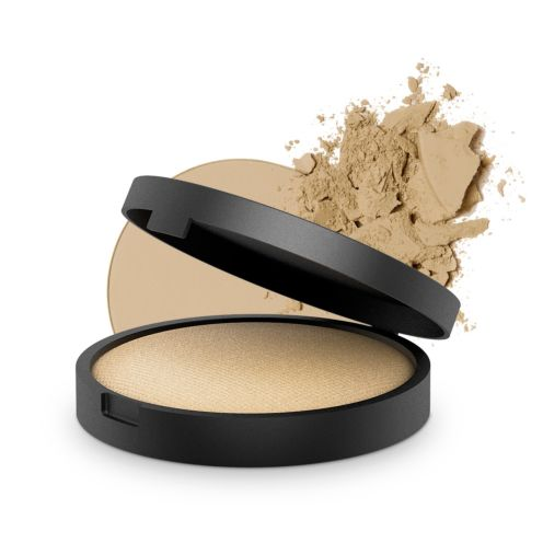 Baked Mineral Foundation | Gepresste Mineralische Foundation