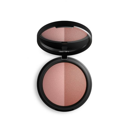 Baked Blush Duo Burnt Peach | Puderrouge-Duo