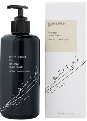 Body Serum Fez | Körperöl (200ml)