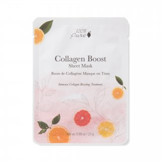 Collagen Boost Sheet Mask | Gesichtsmaske (25g)