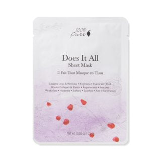 Does It All Sheet Mask | Gesichtsmaske (25g)