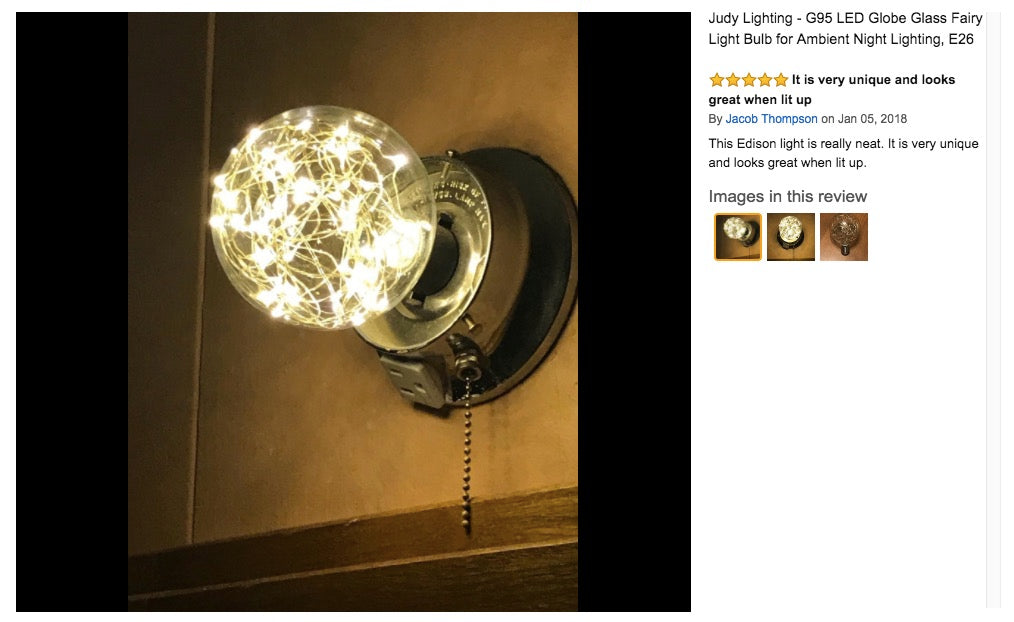 The Most Amazing Light Bulbs You Can Get On Amazon