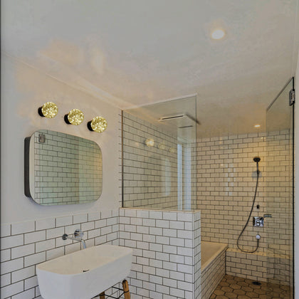 bathroom lighting industrial style lights