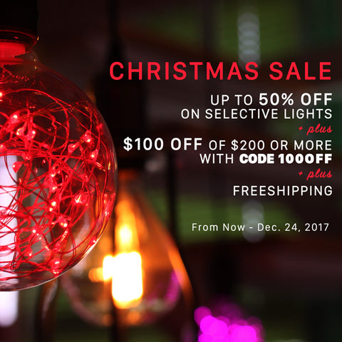 Lights On Sale