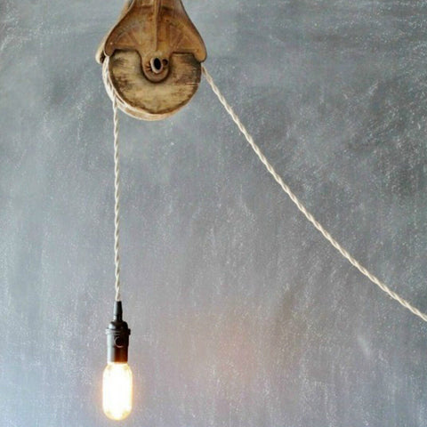 hanging swag pendant light cord kit
