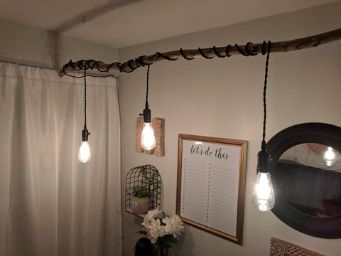 amazon review pendant light cord plug in kit