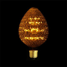 Strawberry LED Fireworks Edison Bulb