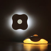 4 Leaf Clover Wall Mounted Motion Sense Night Light