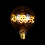Hearts and Arrow G125 LED Bulb 4W 220V