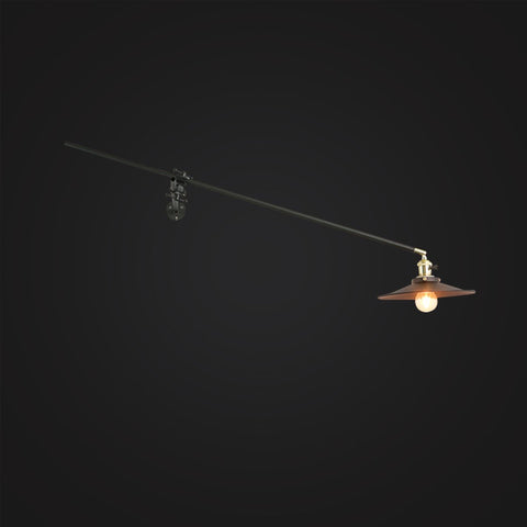 Xylia Swing Wall Lamp