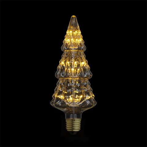 2W LED Xmas Tree LED Light Bulb JUDY lighting for industrial style incandescents, Edison bulbs, decorative lights, pendant lights wall sconces