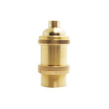 E14 Brass Copper Bulb Holder