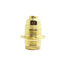 E14 Brass Aluminium Bulb Holder