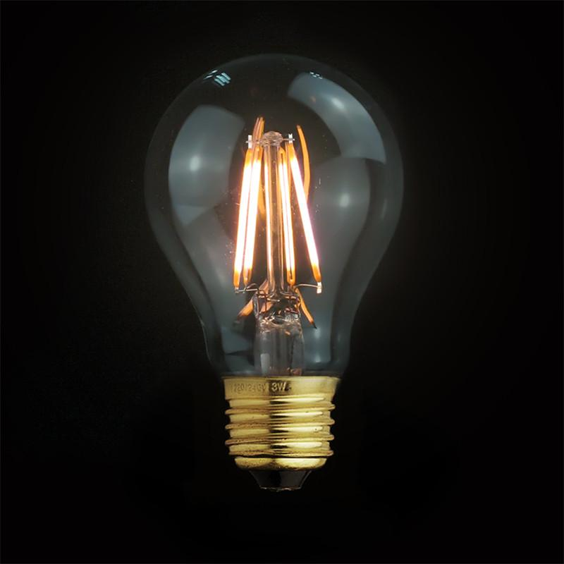3W LED Small Edison Globe Light Bulb