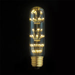 3W LED Edison Fireworks Tubular Light Bulb JUDY lighting for industrial style incandescents, Edison bulbs, decorative lights, pendant lights wall sconces