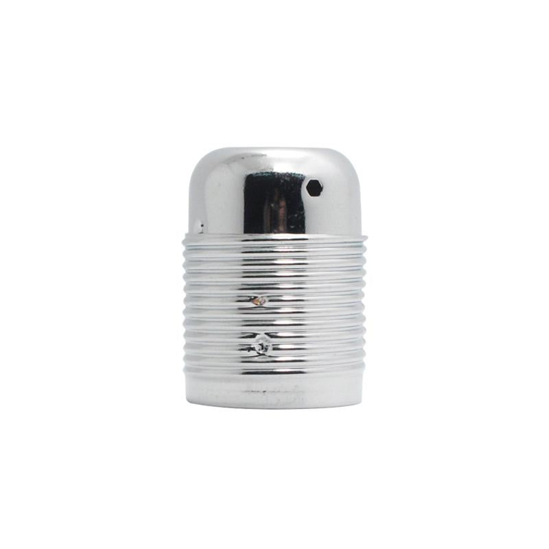Silver Aluminium Alloy Bulb Holder