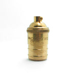 Brass Copper Bulb Holder