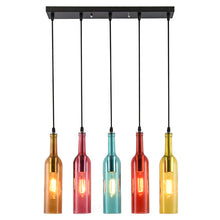 JL-D51 Wine Liquor Booze Bottle Pendant Light - Judy Lighting