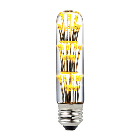 T10 Tubular Fireworks LED Light Bulb