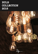 [Free Item] 2018 Catalog for Judy Lighting's Bulb Collection - Judy Lighting